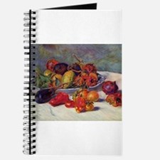 Still Life With Fruit Journal
