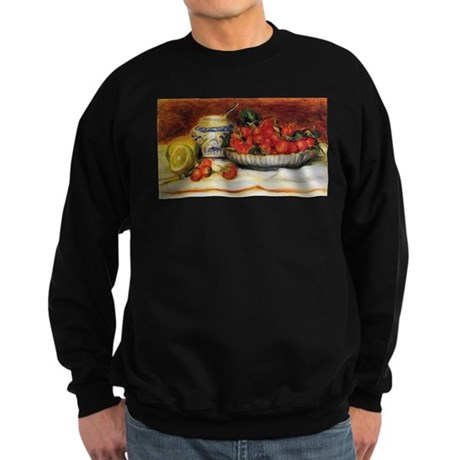 Strawberries Sweatshirt (dark)