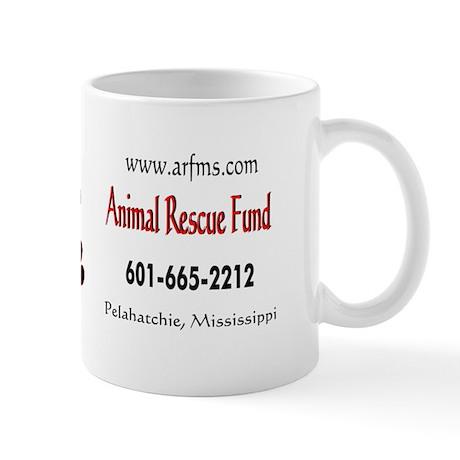 ARF Support Animal Rescue Mug
