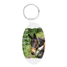 Mule Keychains