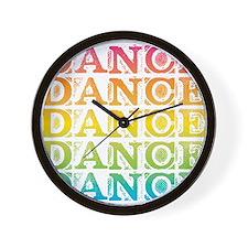Unique Kix Wall Clock