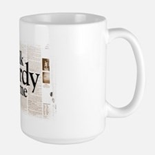 Talk Wordy To Me Large Mug
