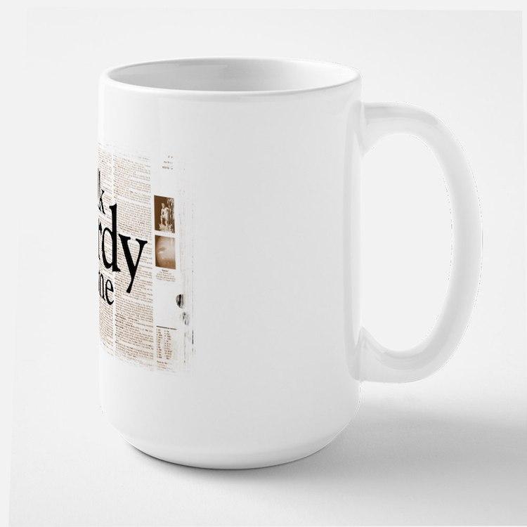 Talk Wordy To Me Mug
