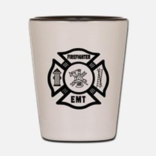 Firefighter EMT Shot Glass