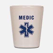 Medic and Paramedic Shot Glass