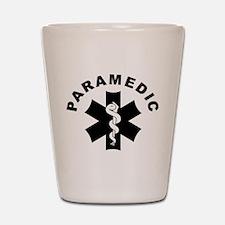 Paramedic Star Of Life Shot Glass