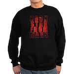 Rock Star From Mars Sweatshirt (dark)