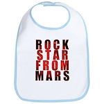 Rock Star From Mars Bib