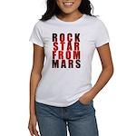 Rock Star From Mars Women's T-Shirt