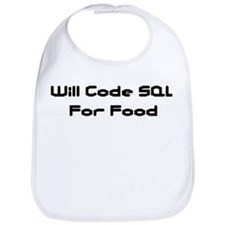 Will Code SQL For Food Bib