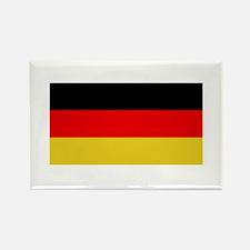 German Flag Rectangle Magnet (100 pack)