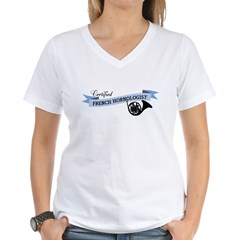 French Hornologist Shirt