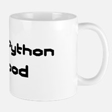Will Code Python For Food Mug