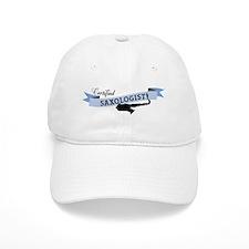 Saxologist Baseball Cap