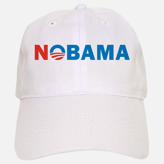Nobama Baseball Baseball Cap