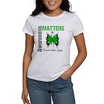 TBI Awareness Matters Women's T-Shirt