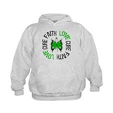TBI Faith Love Cure Hoodie