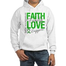 TBI Faith Love Support Hoodie