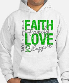 TBI Faith Love Support Hoodie