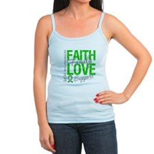 TBI Faith Love Support Jr.Spaghetti Strap