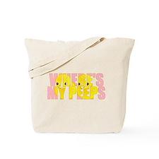 Peeps Tote Bag