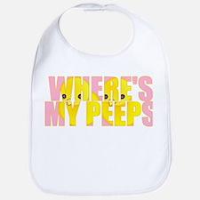 Peeps Bib