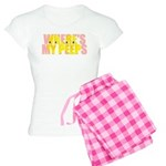 Peeps Women's Light Pajamas