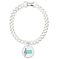 Treble Clef Band Mom Bracelet