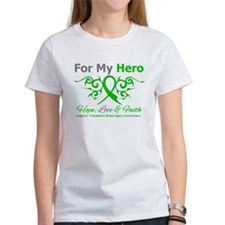 TBI For My Hero Tee