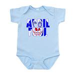 April Fool Infant Bodysuit