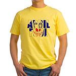 April Fool Yellow T-Shirt