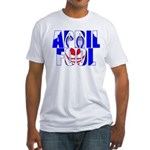 April Fool Fitted T-Shirt