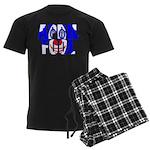 April Fool Men's Dark Pajamas