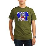 April Fool Organic Men's T-Shirt (dark)