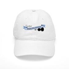 Violologist Baseball Cap
