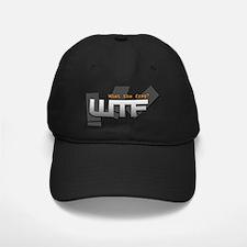 wTfLogo Baseball Hat