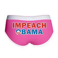 Impeach Obama Women's Boy Brief