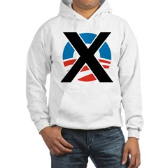 X Obama Hoodie