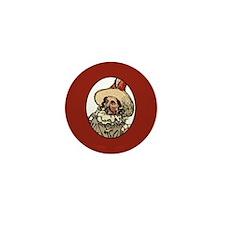 V for Vendetta Mini Button