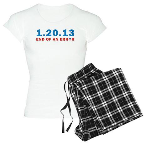 End Of Error Women's Light Pajamas