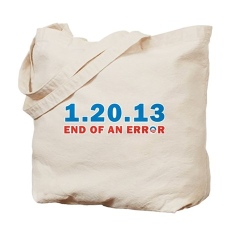End Of Error Tote Bag