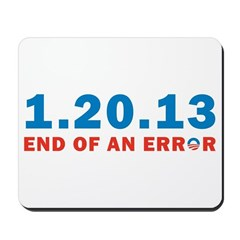 End Of Error Mousepad