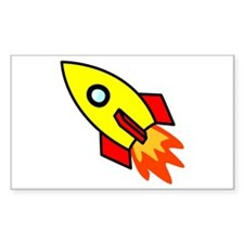 Rocket Decal