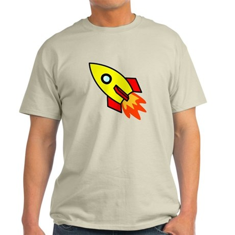 Rocket Light T-Shirt