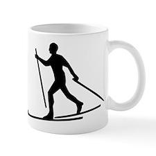 Cross Country Skiing Mug