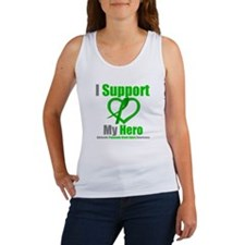 TBI I Support My Hero Women's Tank Top