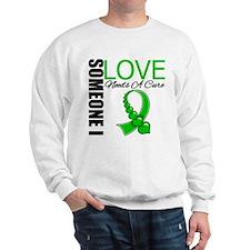 TBI Someone I Love NeedACure Sweatshirt