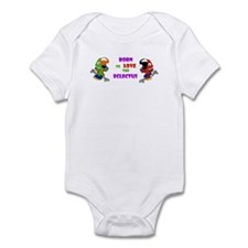 Funny Kasey Infant Bodysuit