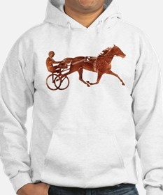 Brown Pacer Silhouette Hoodie