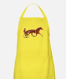 Brown Pacer Silhouette Apron